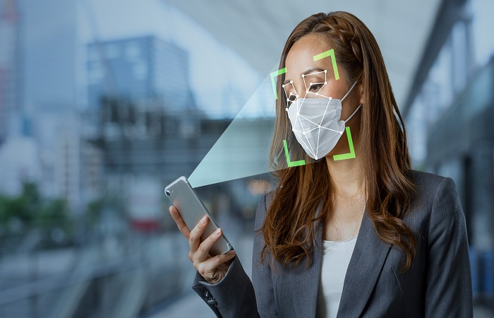 face recognition biometrics with mask